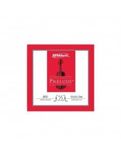 Cuerda violín D'Addario Prelude J810 4/4 - juego