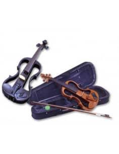 Violin electrificado Carlo Giordano EV201 - Pastilla Activa