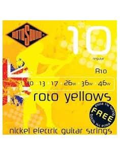 Juego Cuerdas Rotosound para Guitarra Electrica R10R