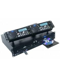 STX-70 Reproductor Dual MP3/USB/SD