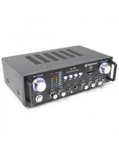 AV-100 Amplificador estereo Karaoke MP3 - Skytec