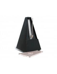 Metronomo Madera Piramide 806K Negro