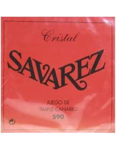 Cuerdas Timple Canario Savarez 590 - Juego completo