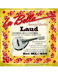 Cuerdas para Laud - La Bella ML450