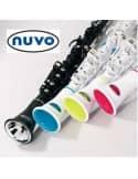 """Clarinéo Standard Blanco-Rojo """"NUVO"""""""