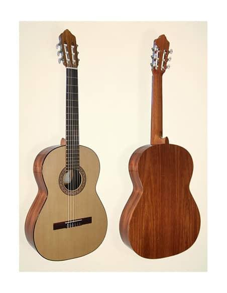 Azahar 101 guitarra clásica de iniciación 4/4 adulto