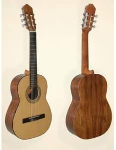 Guitarra clasica Azahar modelo 101 Tiro 53 - Cadete