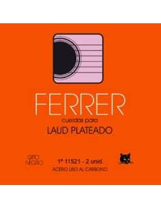 Cuerdas de laud acero - Ferrer 12 und