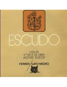 Cuerdas violin Ferrer sensi flex - juego completo