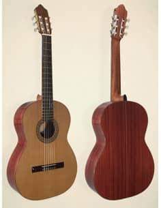 Azahar 40B Guitarra clasica palosanto nivel intermedio