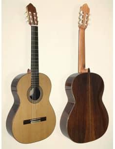 Guitarra clasica palosanto Azahar 142 nivel intermedio