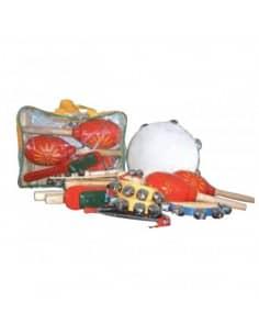 Kit pack percusion para niños LT9