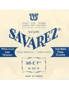 Cuerdas Savarez 520B clasica tension suave