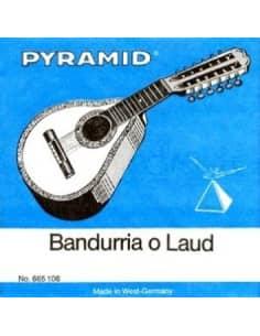 Cuerdas para Bandurria y Laud Pyramid
