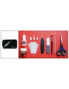 Kit completo para cuidado de uñas del guitarrista - Nailkit