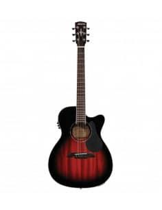 Guitarra Electro-Acústica Alvarez AF66CE Folk