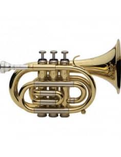Trompeta de Bolsillo J.MICHAEL TR350