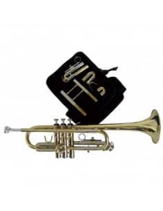 Trompeta J.MICHAEL TRC440CV DO-SIB