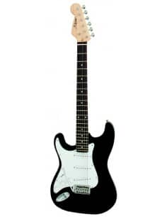 "Guitarra Electrica para ""Zurdos"" ST-5 Vision negro"