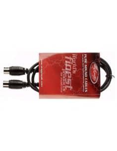 Cable conexion Midi 5 Din Plugs - 3 metros