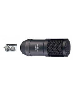 Micrófono dinámico + 3 metros de cable