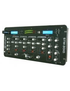 SkyTec STM-3010 Mezclador de 4 Ch con USB/MP3