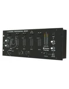 """SkyTec STM-3002 Mezclador 4 canales 19"""""""