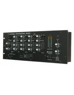 "SkyTec STM-3004 Mezclador de 4 canales con ecualizador 19"""
