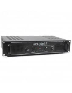 SkyTec SPL 300BT Amplificador 2x 150W