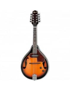 Mandolina Acústica Eléctrificada M510E-BS - body 'A-style' - marrón sunburst