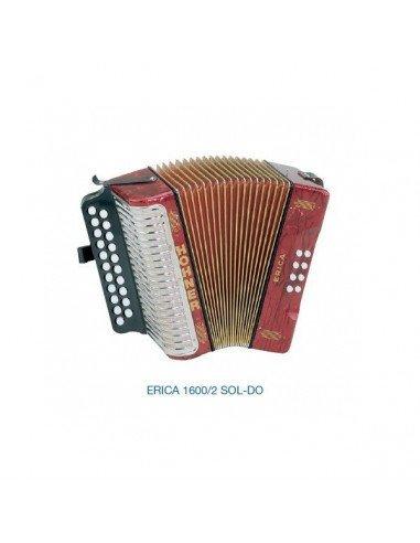 Acordeón HOHNER Erica 1600/2 SOL-DO
