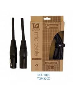 """Cables para Microfono """"TGI"""" Cable XLR-XLR"""
