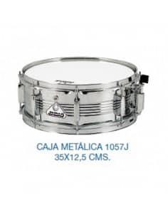 "Caja Metalica bateria ""JINBAO"" 1057 - 14"" x 5""."