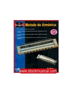 CURSO METODO APRENDIZAJE PARA ARMONICA + CD- OFERTA