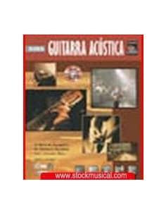 Curso iniciacion a la Guitarra Acustica + CD Basix