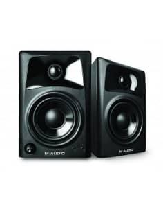 "Monitores M-AUDIO STUDIOPHILE AV32 - COMPACT 10W. ALTAVOZ 3"" / TWEETER 1"""